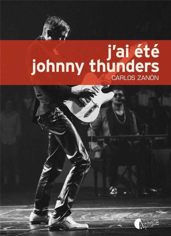 J-AI ETE JOHNNY THUNDERS